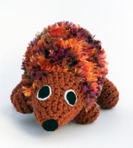 Hegehog orange